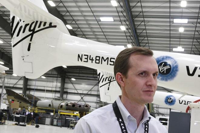Το όνειρο της κατάκτησης του διαστήματος παραμένει ζωντανό για τη Virgin Galactic