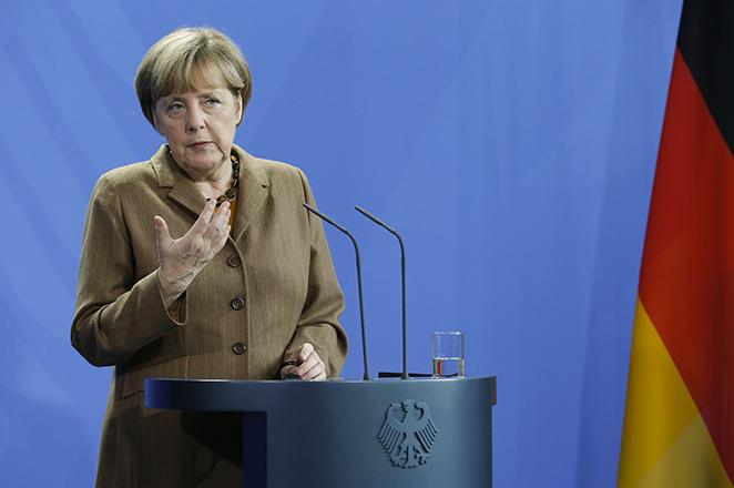 Μέρκελ: Δεν υπάρχει ασφάλεια στην Ευρώπη χωρίς την Ρωσία