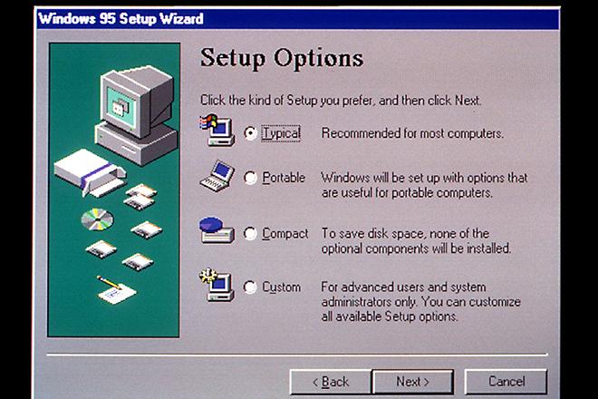 Ανακαλύφθηκε κενό ασφαλείας που υπήρχε από τα Windows 95!