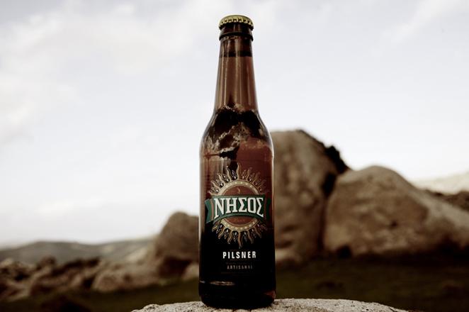 Παγκόσμια διάκριση για την μπύρα ΝΗΣΟΣ