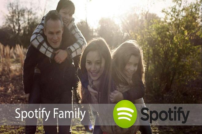 Spotify για όλη την οικογένεια