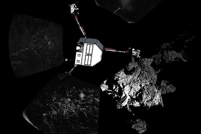 Λίγες ώρες ζωής απομένουν στο διαστημικό ρομπότ Philae