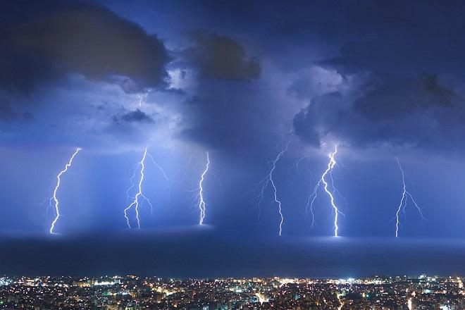 Κεραυνοί από καταιγίδα «εξαφάνισαν» αποθηκευμένα δεδομένα της Google