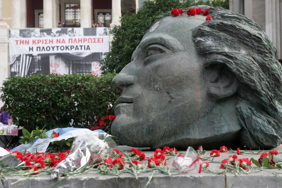 Ξεκινά ο τριήμερος εορτασμός για την εξέγερση στο Πολυτεχνείο