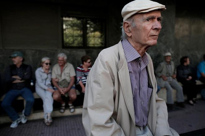 Η «φτώχεια των συνταξιούχων» απειλεί και τους Γερμανούς