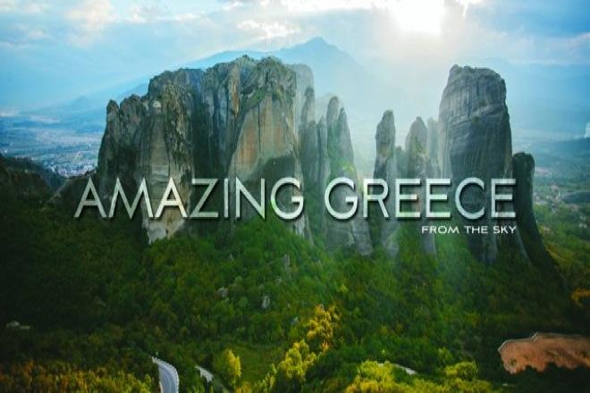 Βίντεο: Ταξιδεύοντας πάνω από την Ελλάδα
