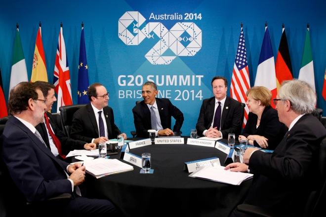 Μέτρα αύξησης του παγκόσμιου ΑΕΠ κατά 2 τρισ. δολάρια συμφώνησαν οι G20