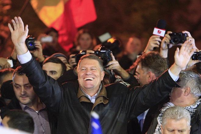 Νέα σελίδα στη Ρουμανία με την εκλογή… «Γερμανού» προέδρου
