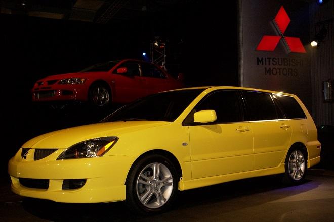 Ανάκληση οχημάτων από τη Mitsubishi στην Ελλάδα