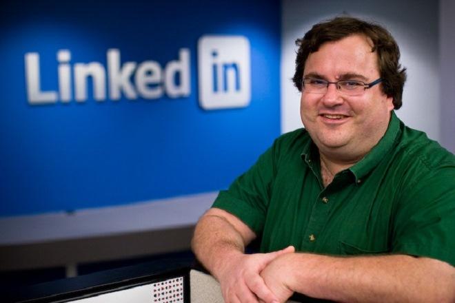 Ο ιδρυτής του LinkedIn παραδίδει μαθήματα στους νέους επιχειρηματίες