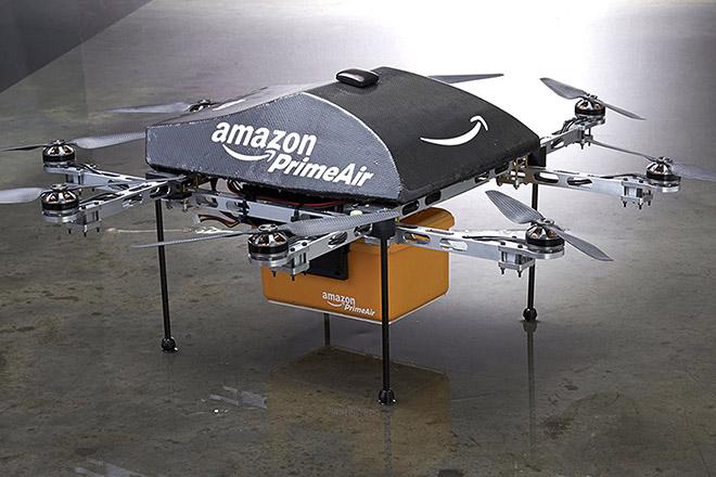 Οι ρυθμιστικές αρχές μόνο εμπόδιο για το Prime Air της Amazon