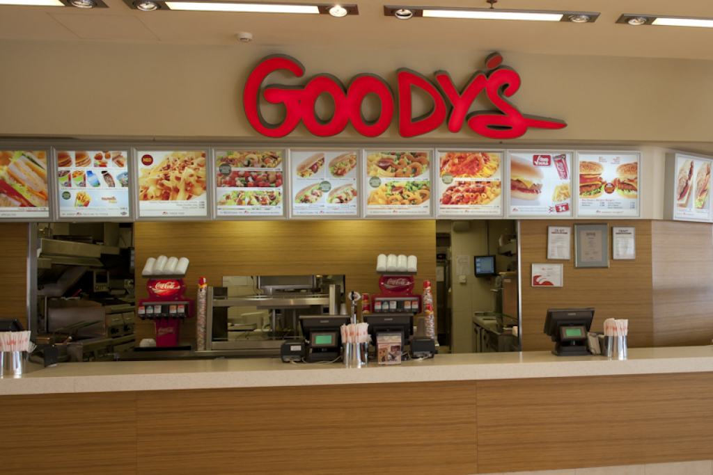 Goody's: Η Ερμού έφυγε, το Σύνταγμα έρχεται