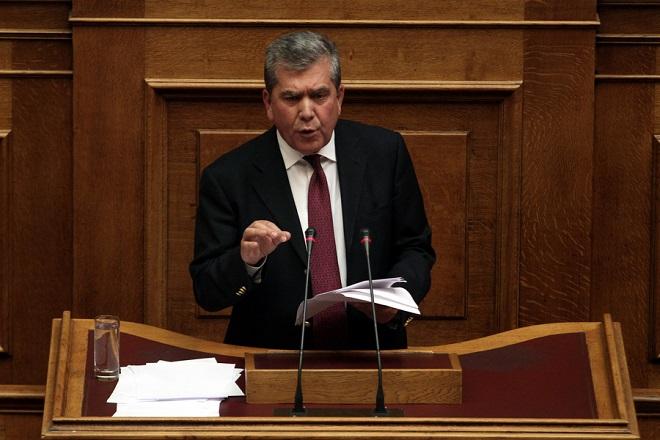 Εκτός εκλόγιμης θέσης στις λίστες του ΣΥΡΙΖΑ ο Αλέξης Μητρόπουλος