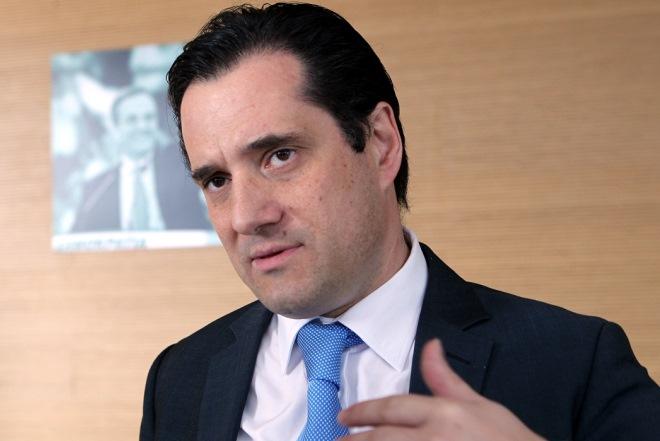 Ά. Γεωργιάδης: Οι μπουλντόζες στο Ελληνικό θα μπουν σε μερικούς μήνες
