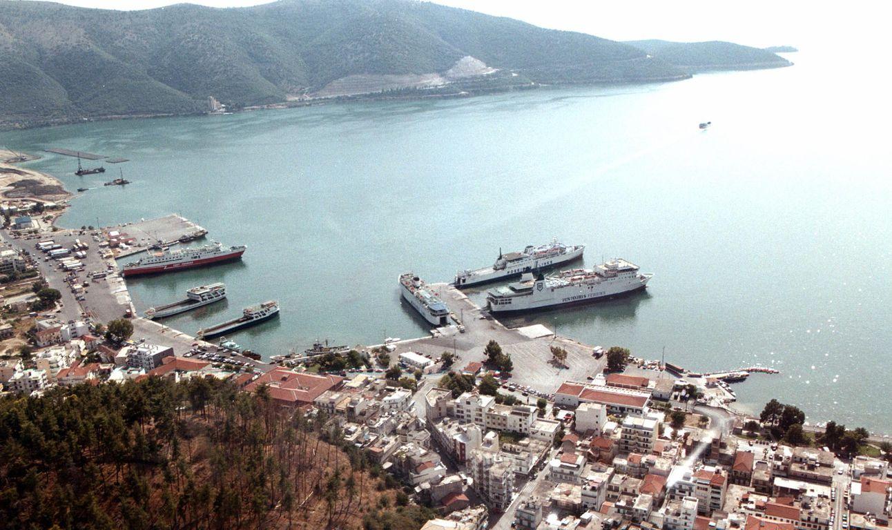 Το στρατηγικό λιμάνι της Ηγουμενίτσας