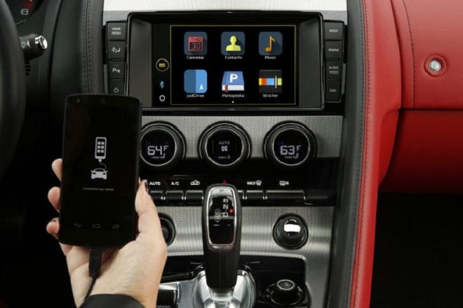 Φωνητικές εντολές στα αυτοκίνητα της Jaguar Land Rover