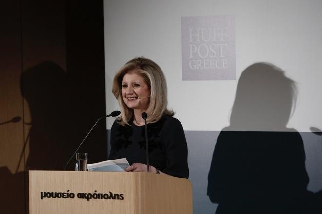 Επίσημη «πρώτη» για την ελληνική έκδοση της Huffington Post