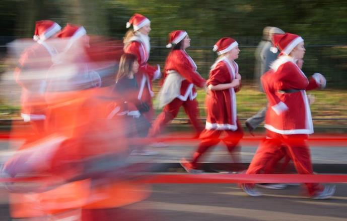 Το Santa Run έρχεται στην Αθήνα
