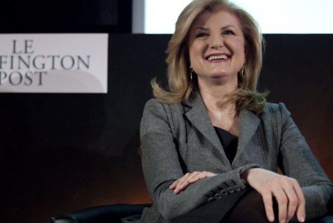 Τέλος εποχής: Η Αριάννα Χάφινγκτον αποσύρεται από την Huffington Post