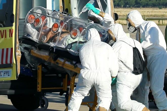 Στους 5.459 ο απολογισμός των νεκρών από τον 'Εμπολα