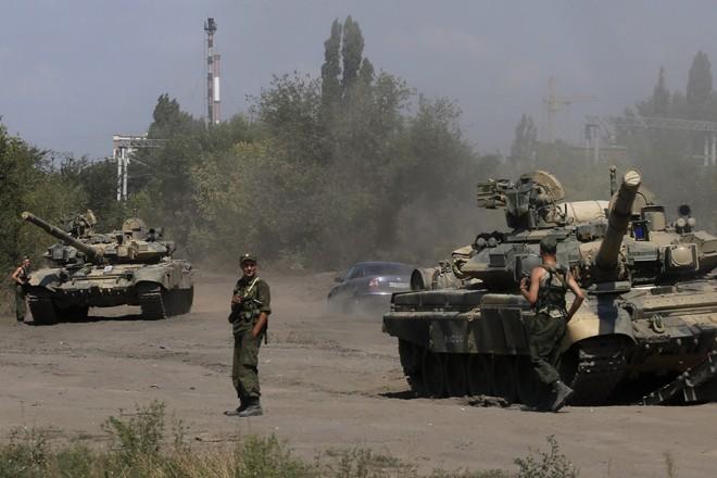 Για νέες ρωσικές επιθέσεις με πυροβόλα κάνει λόγο το Κίεβο