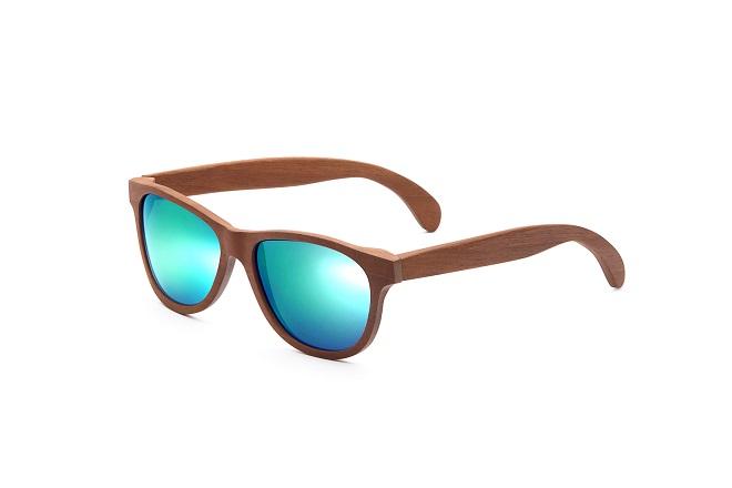Γυαλιά ηλίου «Maragu» φτιαγμένα από ξύλο