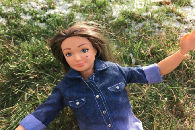 H Barbie του 2014