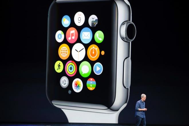 Εσείς θα φτιάξετε εφαρμογές για το Apple Watch;