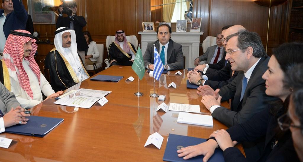 O Σαουδάραβας πρίγκιπας που θέλει να επενδύσει στην Ελλάδα