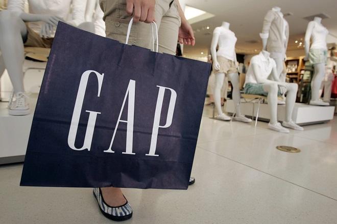 GAP: «Στροφή» στο ηλεκτρονικό εμπόριο