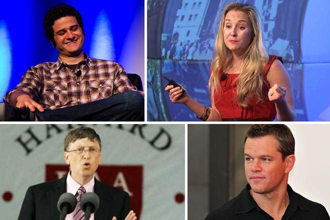 Εκείνοι που εγκατέλειψαν το Χάρβαρντ