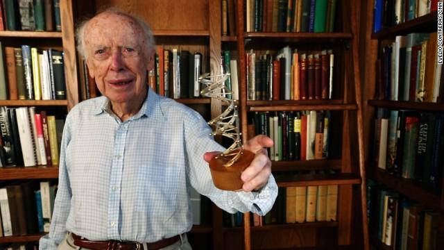 Στο σφυρί το Νόμπελ του Τζέιμς Γουότσον για χάρη της επιστημονικής έρευνας