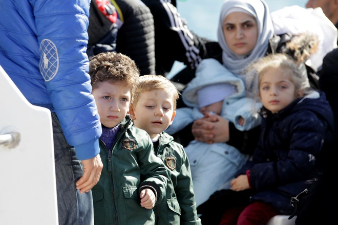 Ιεράπετρα: Η μεγαλύτερη επιχείρηση διάσωσης μεταναστών στη Μεσόγειο