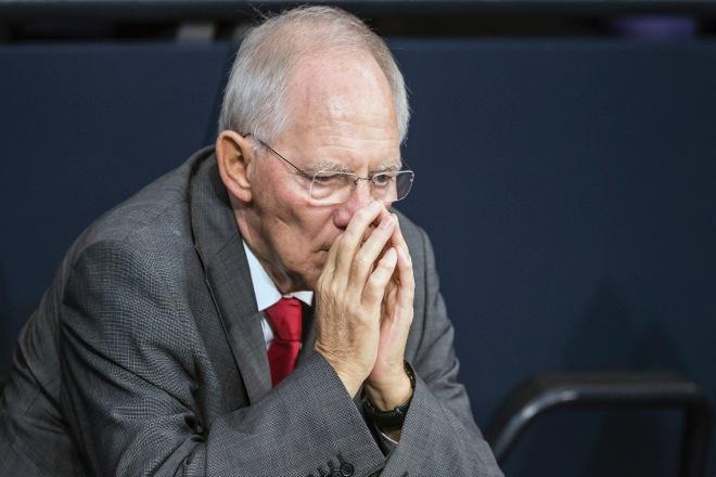 Σόιμπλε: Προβλέψιμη η αποτυχία των διαπραγματεύσεων