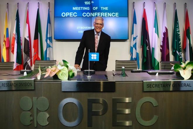 Κατρακύλησε η τιμή του πετρελαίου μετά τη συνεδρίαση του ΟΠΕΚ