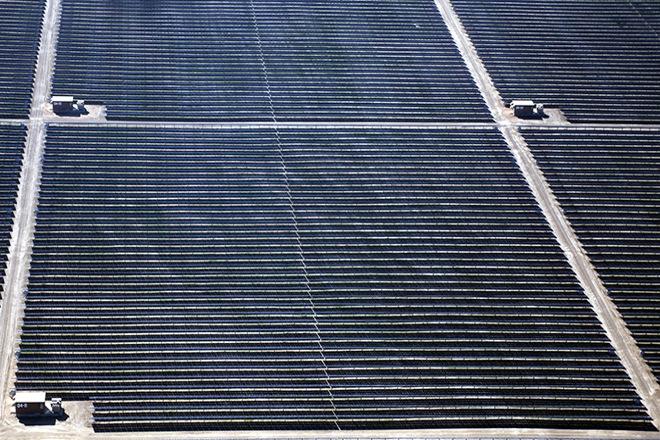 Σε λειτουργία τέθηκε το μεγαλύτερο φωτοβολταϊκό πάρκο στον κόσμο