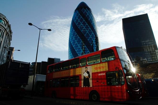Σε ποιους ανήκουν τα «χρυσά» κτίρια του Λονδίνου;
