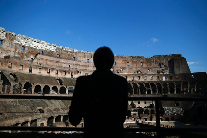 «Re-Think the past» στην Ιταλία από το Ίδρυμα Ωνάση