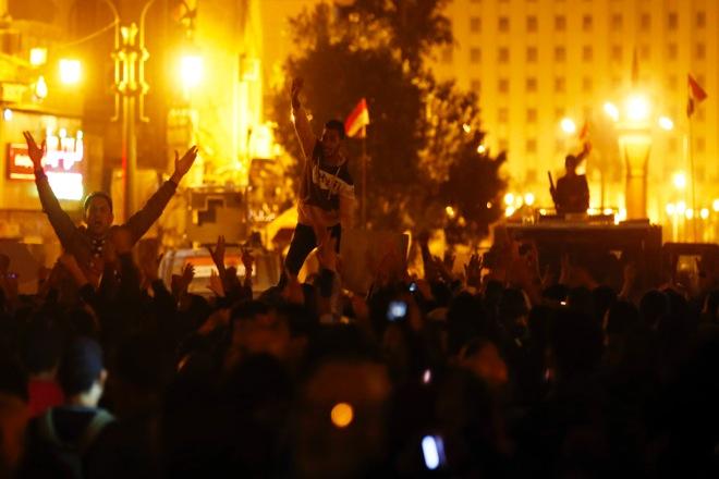 Διαδηλώσεις στην Αίγυπτο με δύο νεκρούς μετά την αθώωση Μουμπάρακ