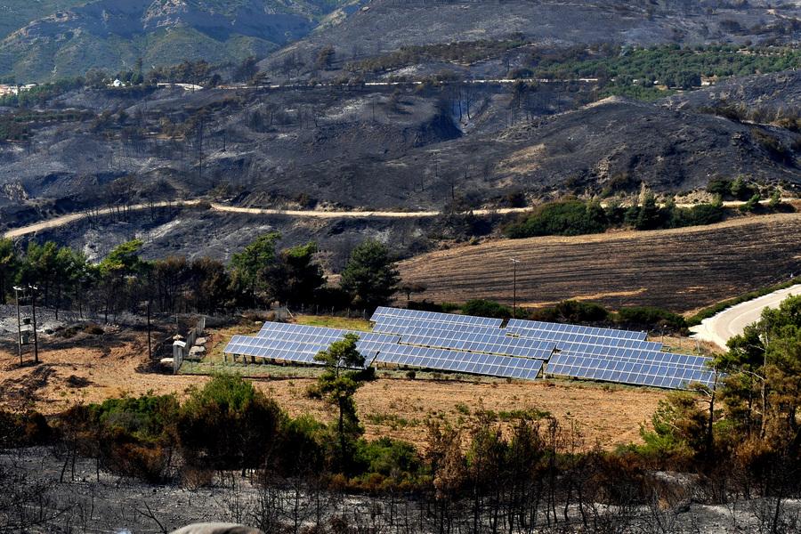Συμψηφισμός παραγόμενης-καταναλισκόμενης ενέργειας από φωτοβολταϊκά