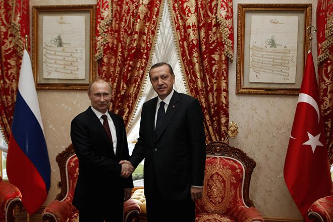H Ρωσία σταματάει κάθε στρατιωτική συνεργασία με Τουρκία