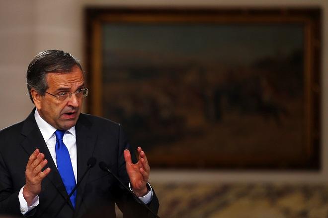 Τι είπε ο Αντώνης Σαμαράς στο επενδυτικό φόρουμ για την Ελλάδα στη Νέα Υόρκη