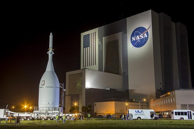 Πρώτη επίσημη συνεργασία του Ελληνικού Διαστημικού Οργανισμού με τη NASA