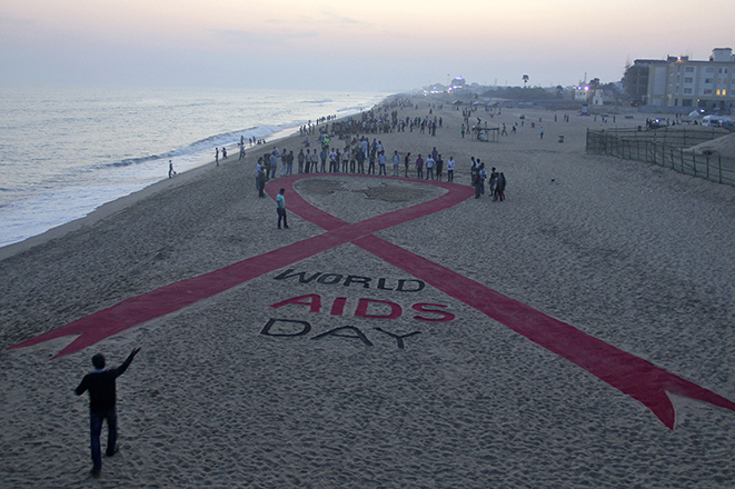 Σε σημείο καμπής η πανδημία του ιού HIV