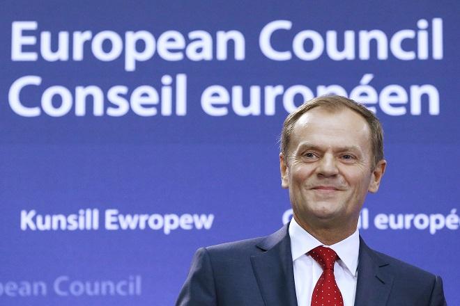 Στο «τιμόνι» του Ευρωπαϊκού Συμβουλίου ο Πολωνός Ντόναλντ Τουσκ