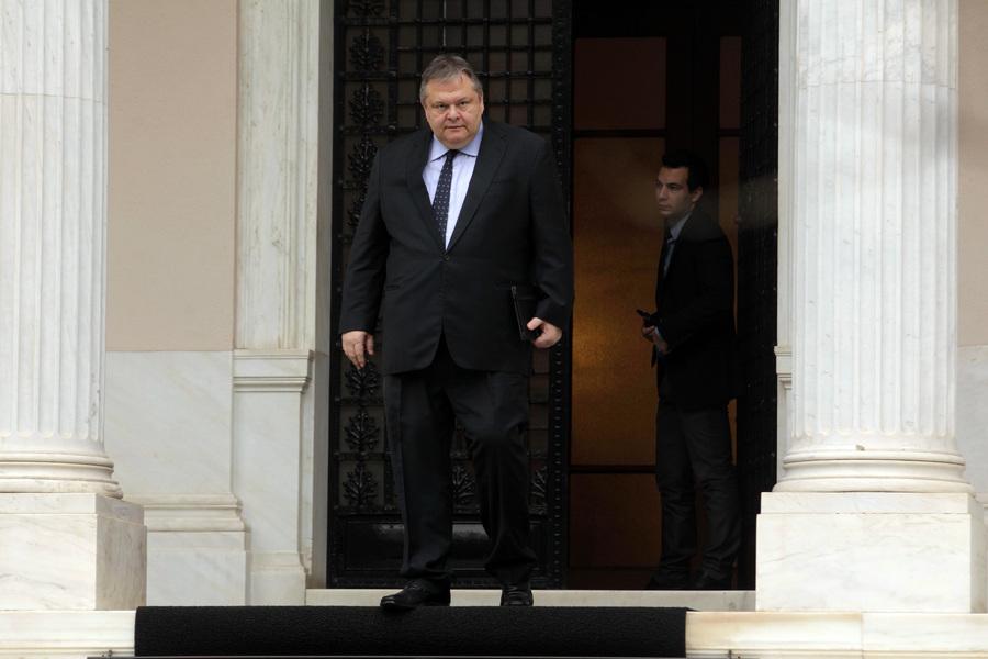 Βενιζέλος: «Η πολιτική κατάσταση δεν βοηθάει τη διαπραγμάτευση»