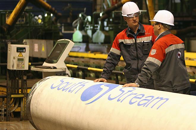Ερώτηση του ΣΥΡΙΖΑ για την ακύρωση του αγωγού South Stream