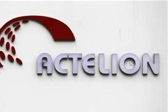 Σημαντική διάκριση για την Actelion στο χώρο της βιοτεχνολογίας