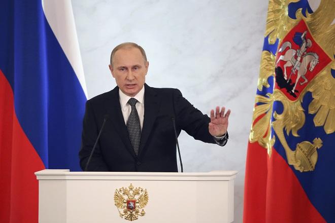 Πούτιν: Οι εχθροί της Ρωσίας ζητούν την «οικονομική καταστροφή» της