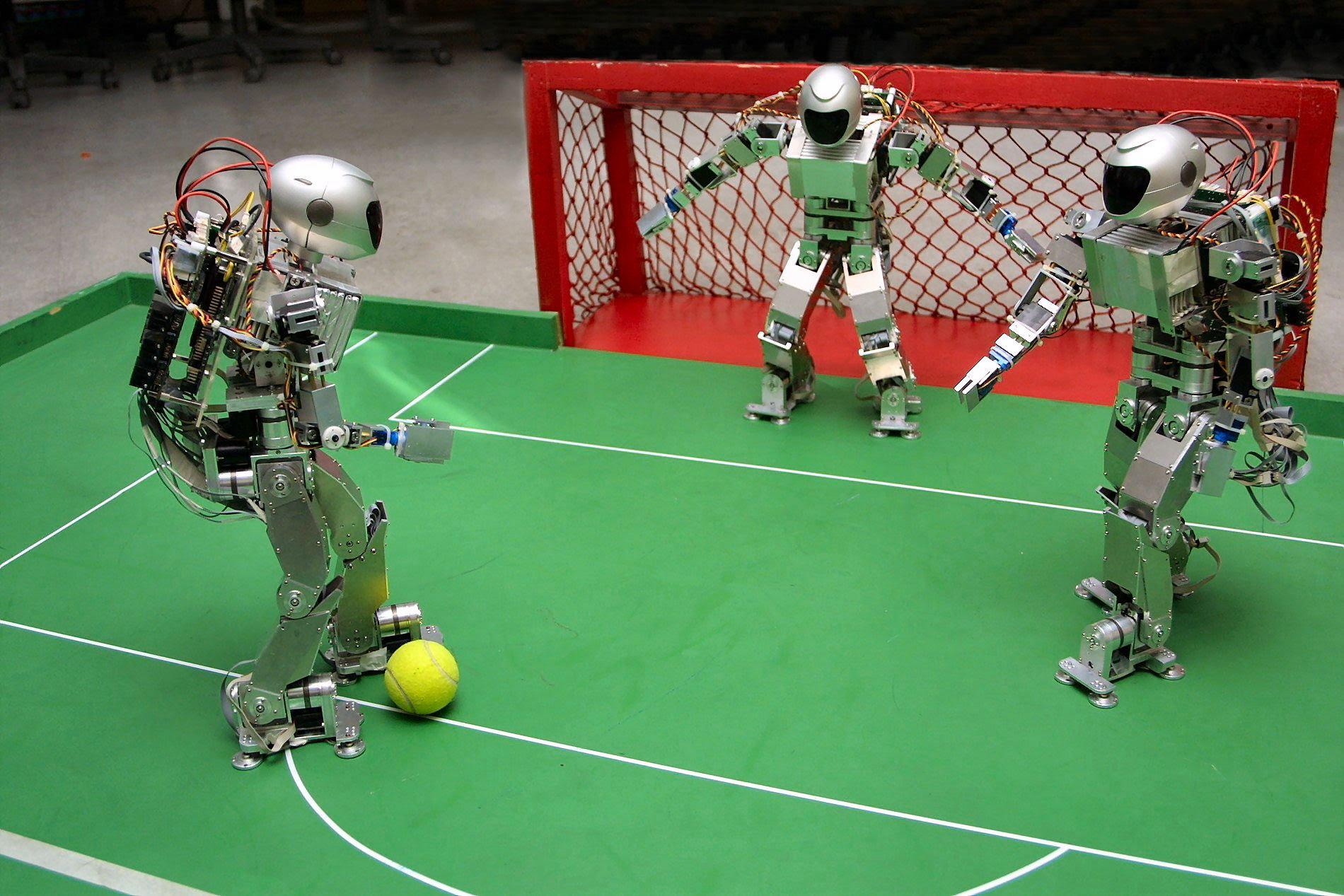 Τα ρομπότ επιστρέφουν… στο Ίδρυμα Ευγενίδου